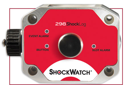 Shocklog 298 base unit