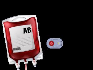 Blood Temperature Monitor