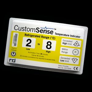 CustomSense Temperature Monitor